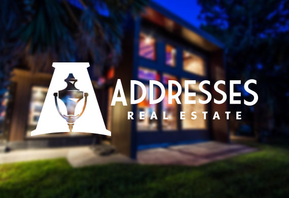 Addresses Real Estate website